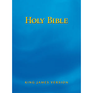 Bible King James Version Study Edition (Paperback) P050B34123EN