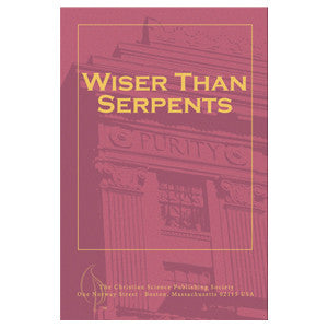 Pamphlet: Wiser Than Serpents