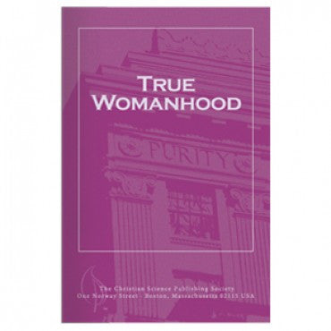 Pamphlet: True Womanhood