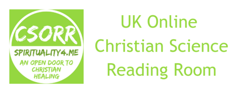 UK Online Christian Science Reading Room Logo