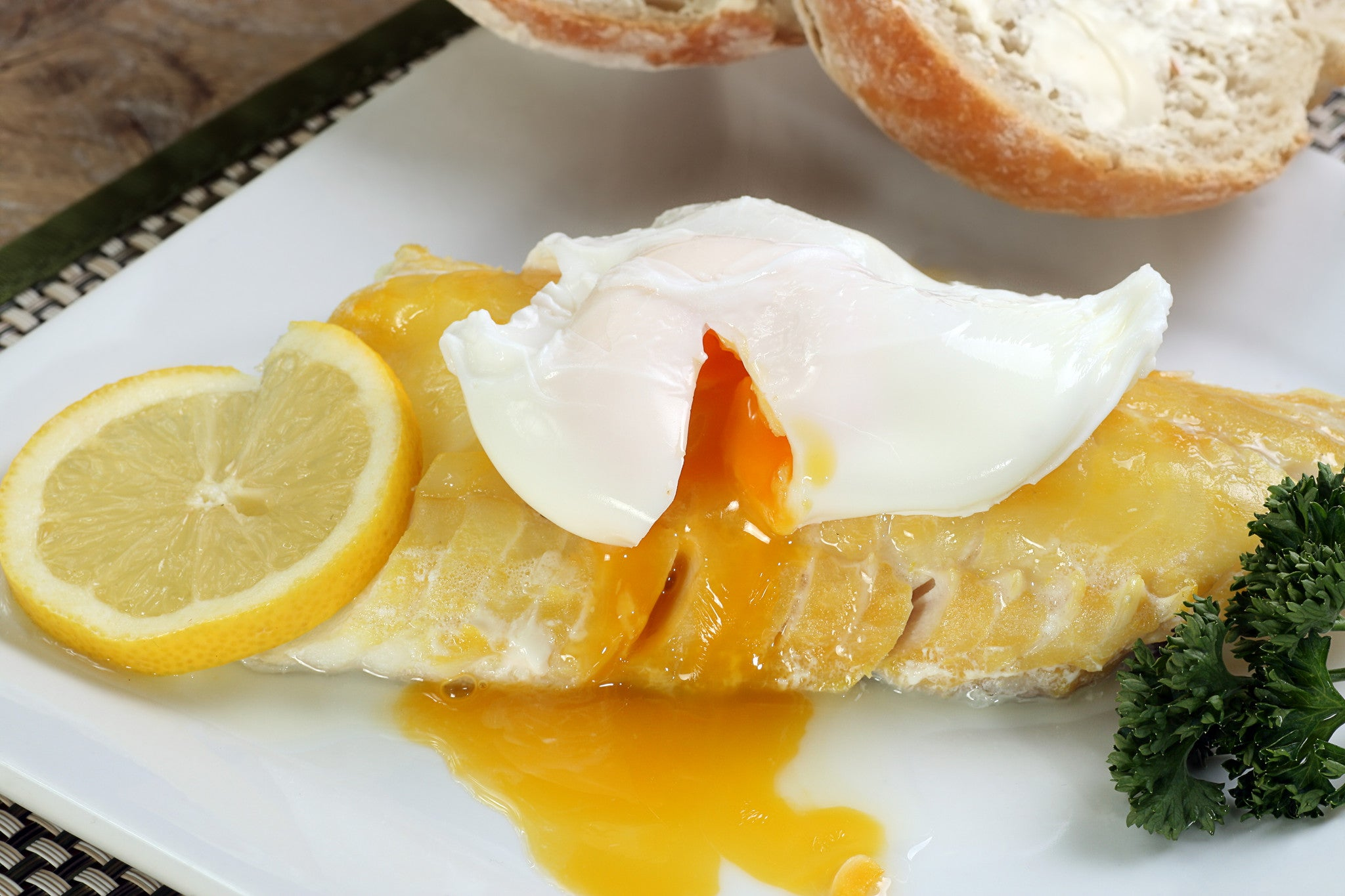 Smoked Haddock angel cut fillet (170 - 200g)