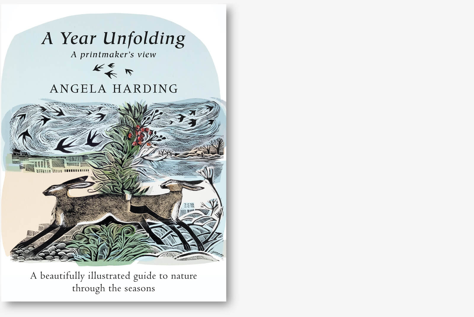 A Year Unfolding book by Angela Harding