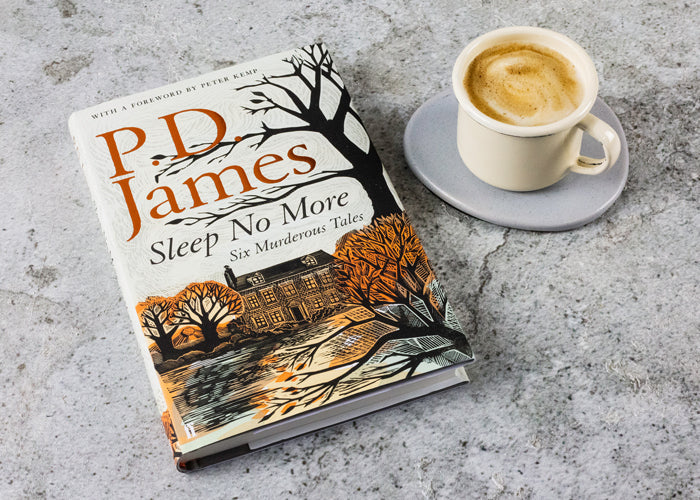 Angela Harding book cover for P.D. James