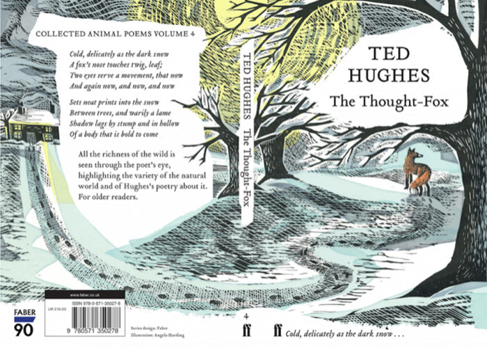 Ted Hughes Cover