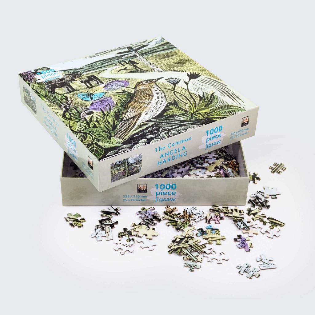Angela Harding The Common Jigsaw Puzzle