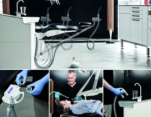 Heka Unic Line S Dental Chair