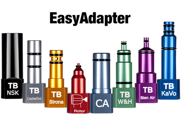 EasyAdapter - Aluminium Lubrication Adapter