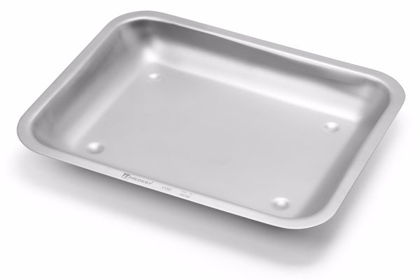 Medesy 1155 - STAINLESS STEEL TRAY mm210x160x25