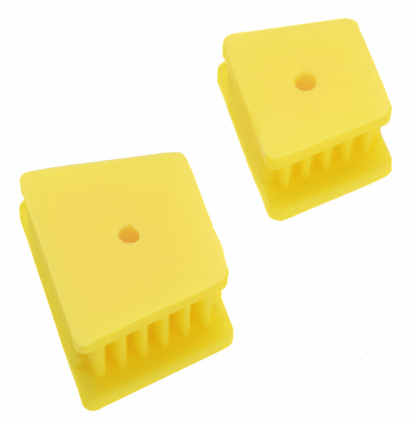 Medesy 825/G - MOUTH PROPS SILICON YELLOW