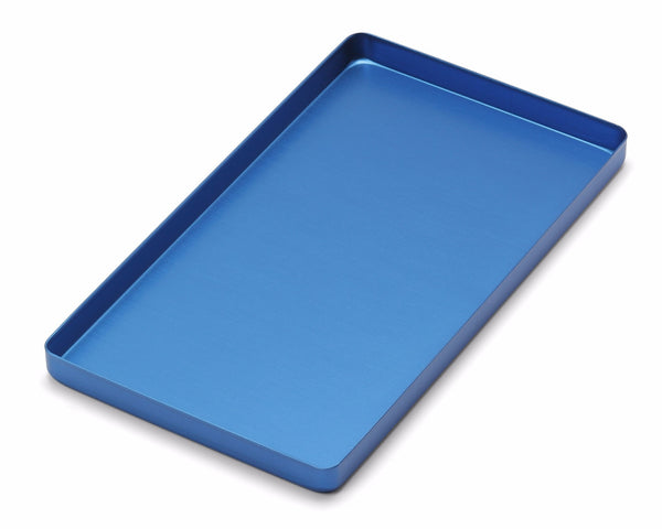 Medesy 960/B - TRAY MINI ALUMINIUM BLUE
