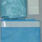 (Box of 10)Quintess Denta Surgical Drape Kits - MINI KIT  3238