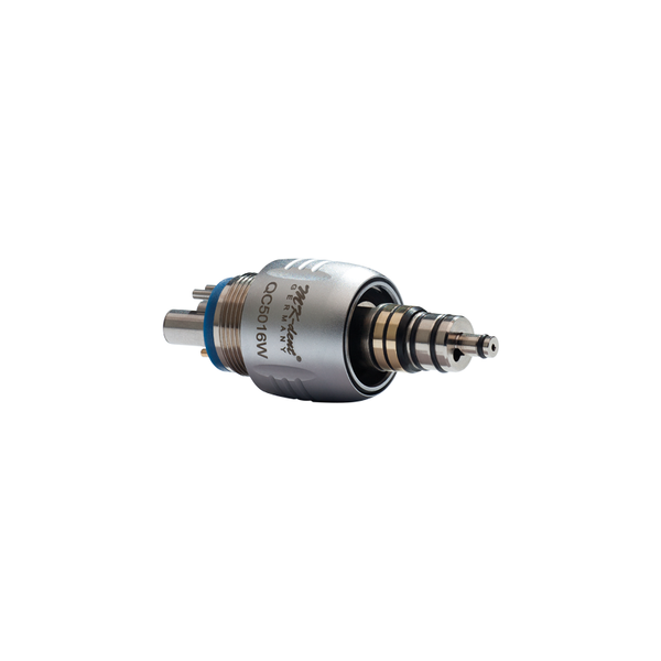 MK-Dent QC5016W Quick Connector, 4-holes (6 pins), for Turbines with light and W&H Roto-Quick ® connection