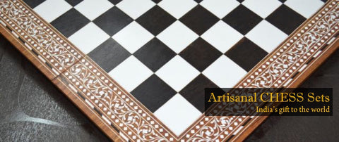 Artisanal Chess Sets