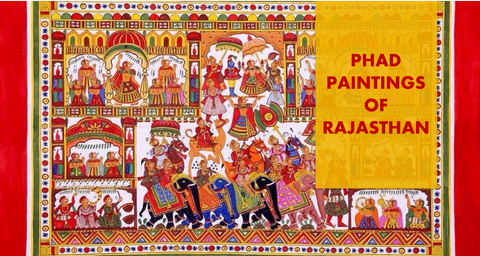 PHAD Paintings of Rajasthan