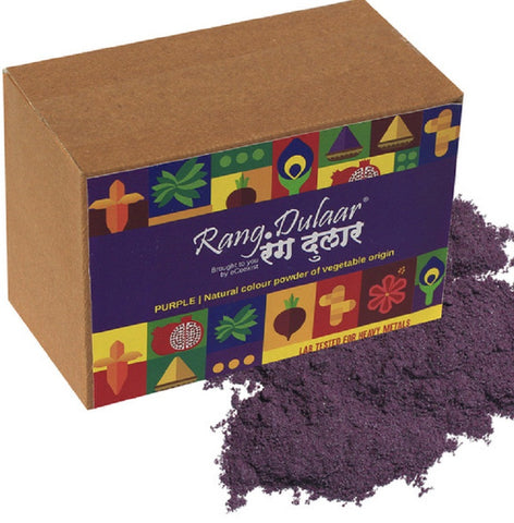 RANG DULAAR : Natural Holi colours