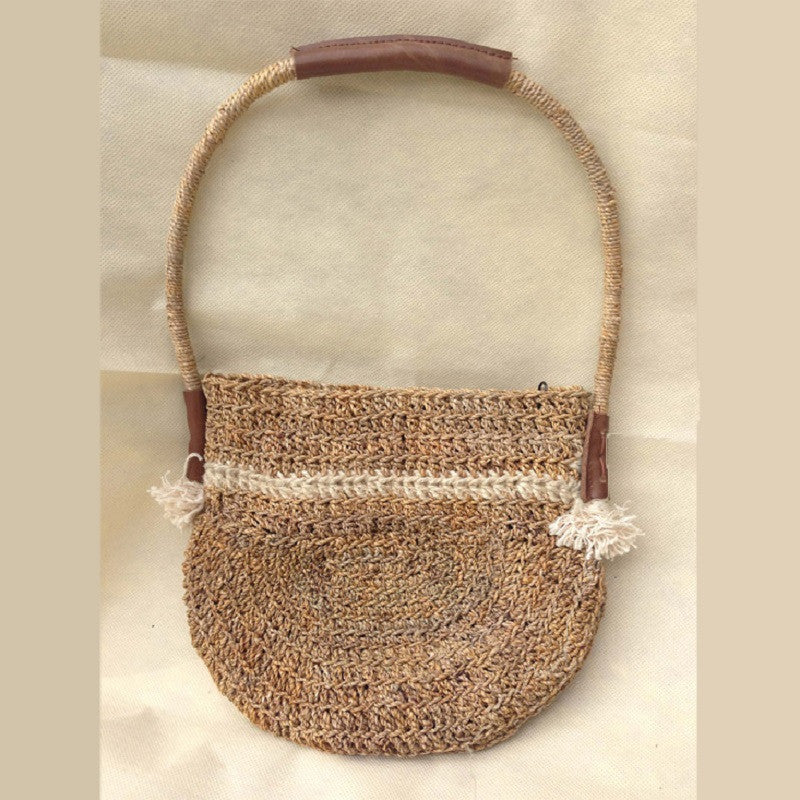 Banana Fibre Pot Bag