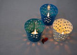 KASBA TEA LIGHT SET