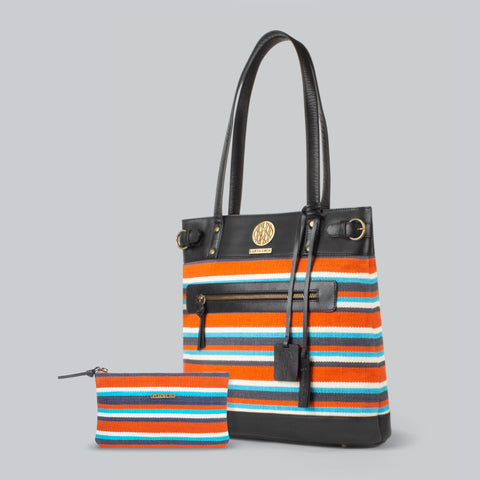 Medium Tote Orange
