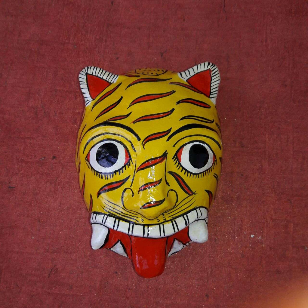 Tiger Cherial Mask