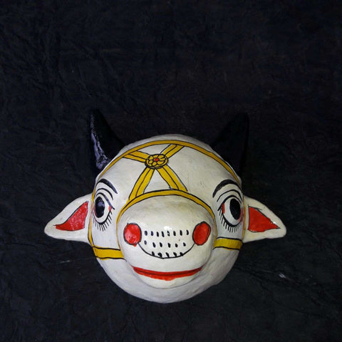 Cow Cherial Mask