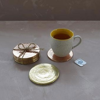Coppre Coaster Set