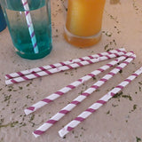 Paper Straws ( Pack of 50)
