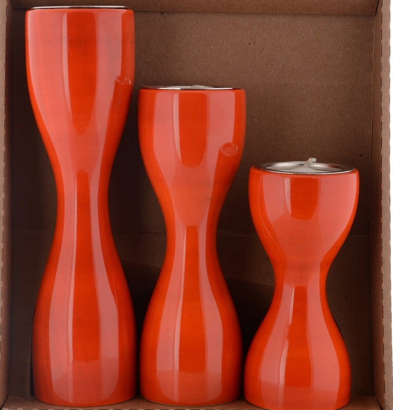 Triune - Candle Holder (Set of 3)