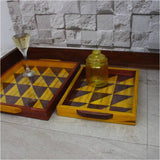 Tikki Tray (Set of 2)
