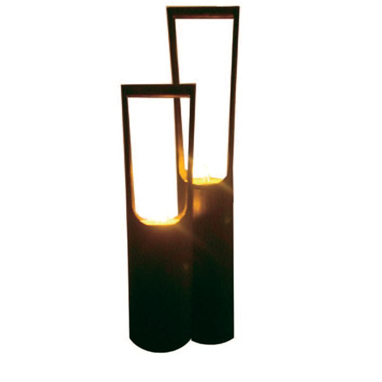 Kandeel Bamboo Candle Holder