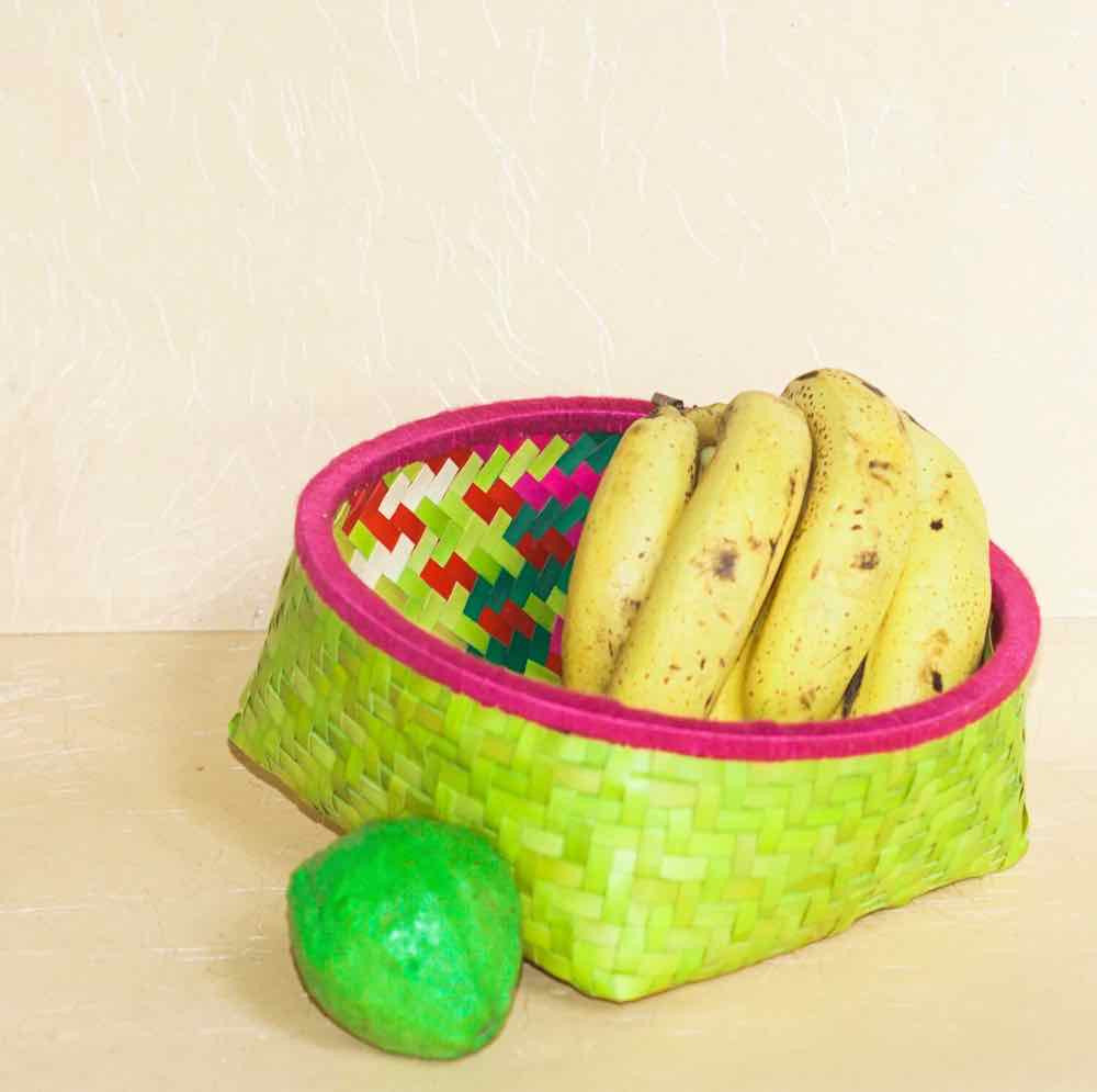 Fruit Basket - Round Small