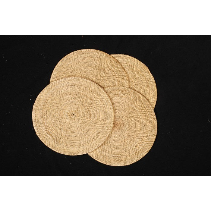 Golden Grass Place Mats 7""