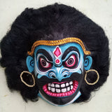 Blue Demon - Mahishasura mask