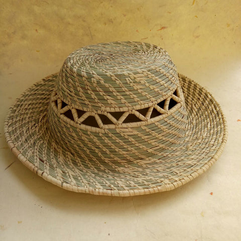 Golden Grass Hat (Girls)