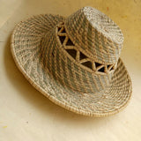 Golden Grass Hat (Women)