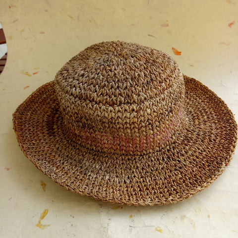 Banana Fibre Hat (Men)