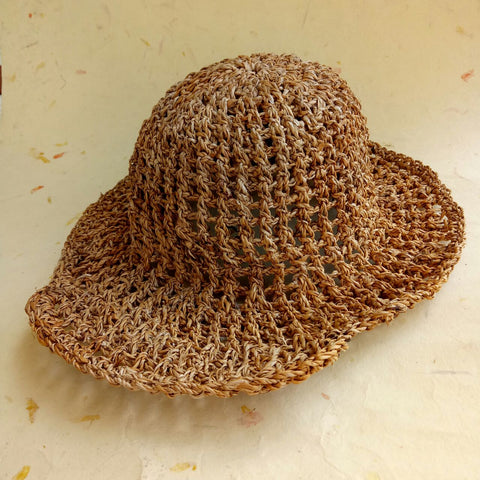Banana Fibre Hat (Women)