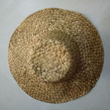 Water Hyacinth Floppy Hat Big Natural