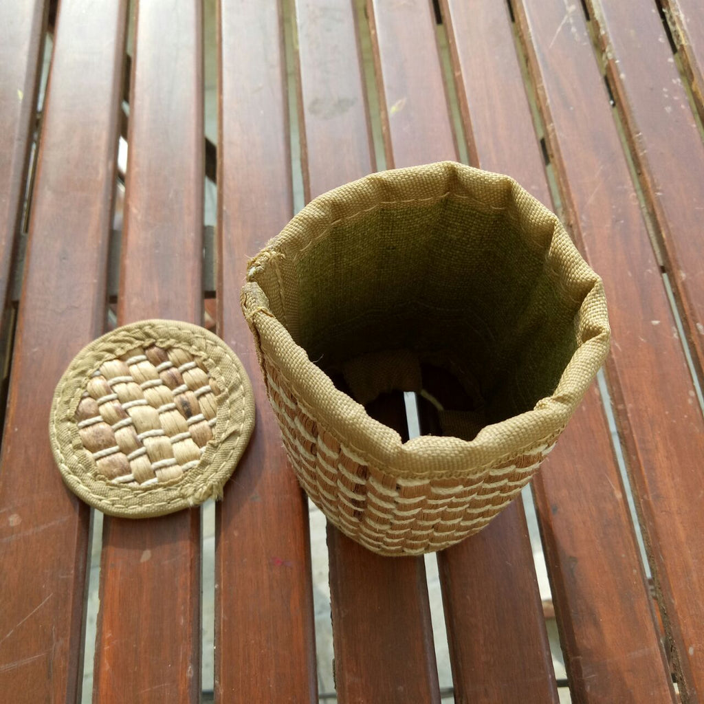 Water Hyacinth Natural Pen Stand