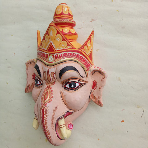 Bhaona Mask of Ganesha