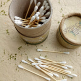 Bamboo Cotton Buds ( Pack of 50 Buds)