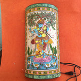 Pattachitra Wall Lamp