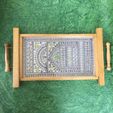Pattachitra Hand Painted Tray 2