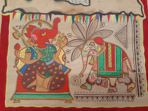 Collage of Lord Ganesha