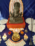 Ganapati Decorations with Sholapith workshops Pune