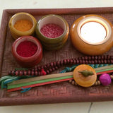 Aarti Thali of Channapatna