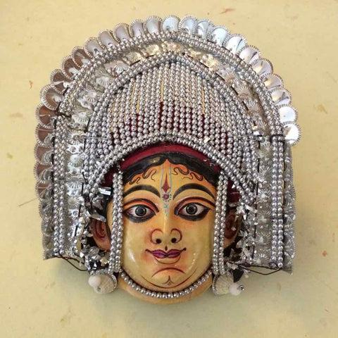 Kartikeya God Chhau Mask