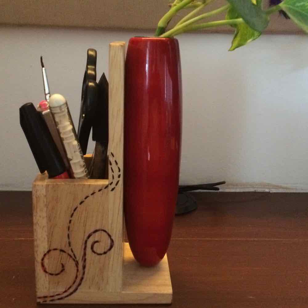 Table Top Planter-Organizer