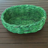 Oval Vidhya Basket Medium