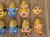 Dashavtar Cherial Mask
