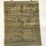 Animals - Palm Pattachitra